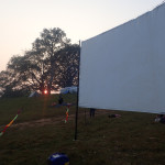 Sunset set-up