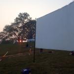 Sunset set-up