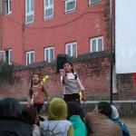 Dancing at Itachhen